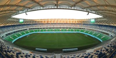 """New Bunyodkor Stadium  (  Tashkent, Ouzbékistan)"