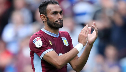 Elmohamady ne veut pas voir Aston Villa chuter