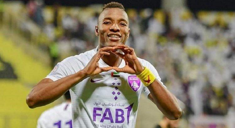 Kodjo Laba, 19 bute en 19 matches sous les couleurs d'Al Ain