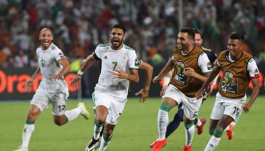 Héros d'un jour :  Riyad Mahrez (13/15)