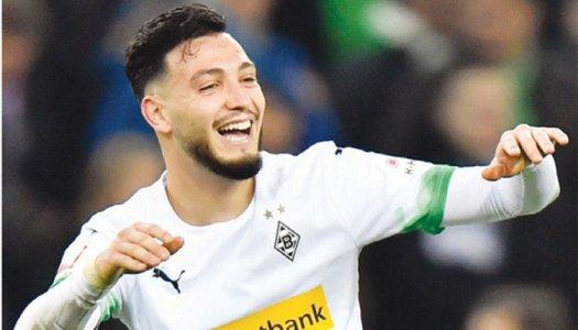 Bundesliga:  Bensebaini et l'expérience du huis-clos