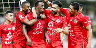 Shabab  Ahli Dubai, sera sans douté sacré champion  de l'Arabian Gulf League