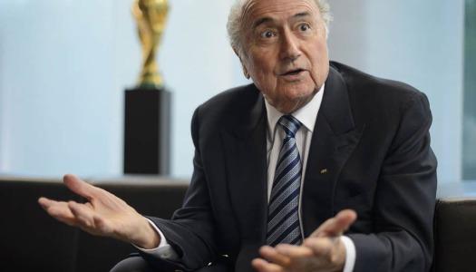FIFA:Blatter traite Infantino de «mégalomane»