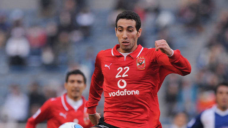 Mohamed Aboutreika