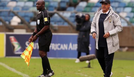 Amrouche: «Au Botswana, on nettoie les mentalités»