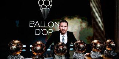 Messi  ne se succèdera pas et n'aura pas de successeur en 2020...