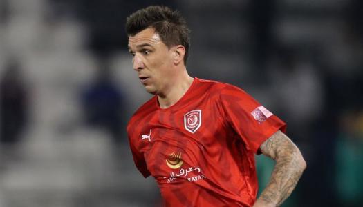 Al Duhail:  C'est déjà fini pour  Mandžukić !