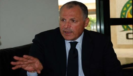 CAF(Elections): Rétropédalage  pour Hani Abou Rida ?