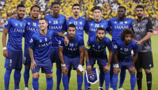 Pandémie :le sacrifice des  joueurs  d'Al Hilal Ryad