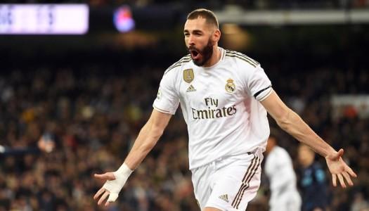 Real Madrid   : Benzema roi de la saison