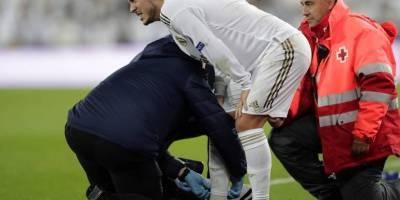 Eden Hazard : des blessures en veux tu en voilà ...