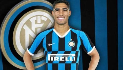 Inter: Hakimi arrive mais sans oublier le Real