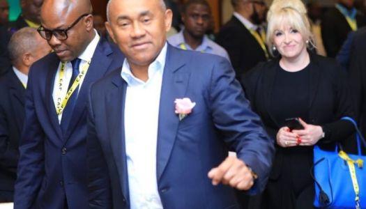 Elections CAF : Ahmad y pense «sans trop y penser»