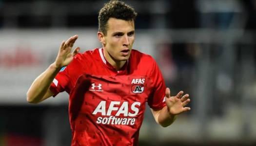 AZ Alkmaar: Idrissi veut partir pour grandir