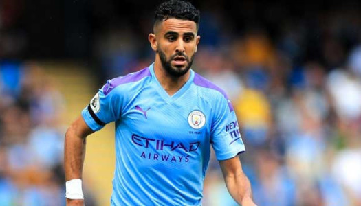 Citizens :  Fernandez  grand fan de Mahrez