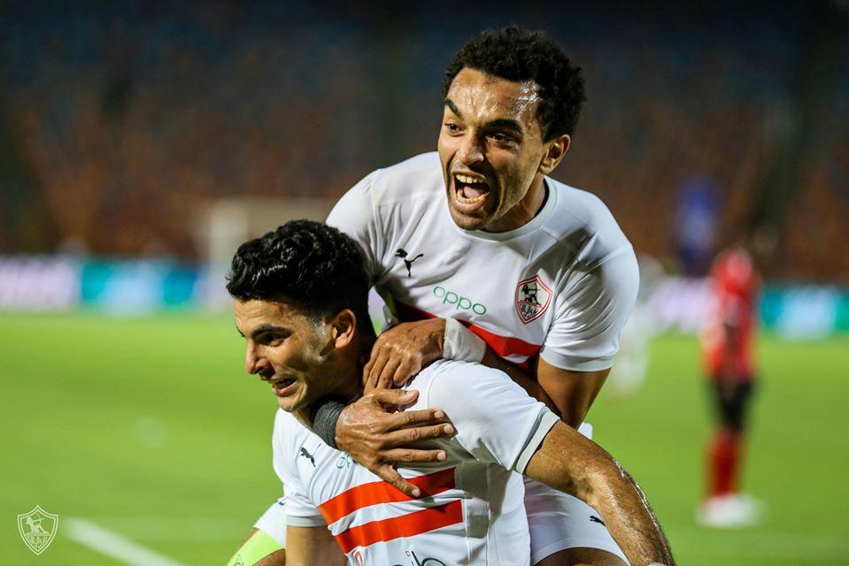 Zamalek - Al Ahly (3-1) photo page  Facebook Zamalek