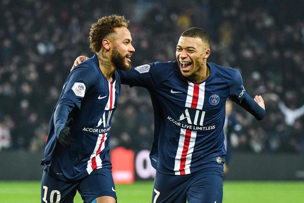 Neymar et Mbappé offriront-ils enfin le Graal au Paris SG  dans un prchie avenir ?