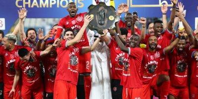 Al Duhail, 7ème titre national de sa jeune histoire