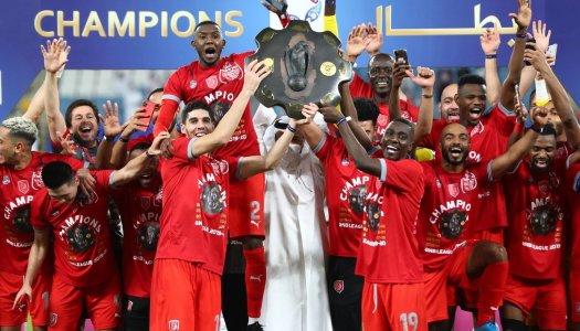 QSL:Al Duhail champion sur le fil