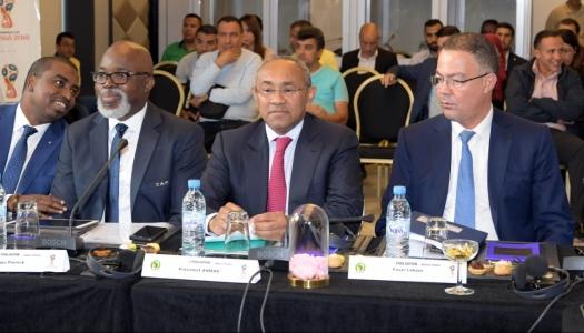 CAF: L'élection présidentielle à Rabat en 2021