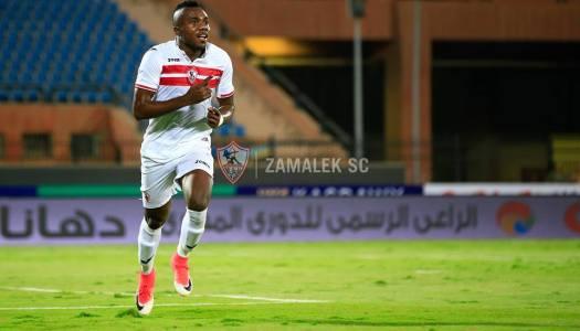 Le Zamalek a maîtrisé le Pyramids FC
