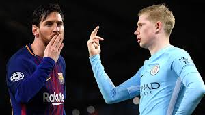 Citizens: Messi ? De Bruyne «s'en fichait»