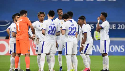 Coronavirus: Al Hilal Riyad joue en LDC malgré l'hécatombe