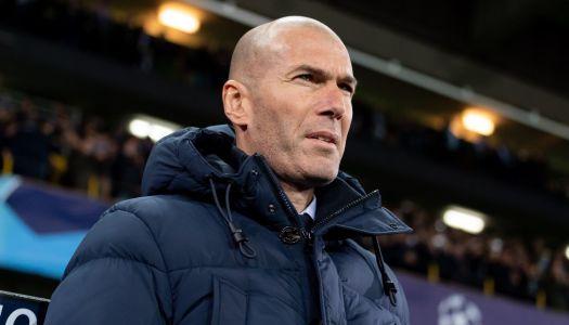 Real Madrid : Zidane ? Même pas  eu peur !