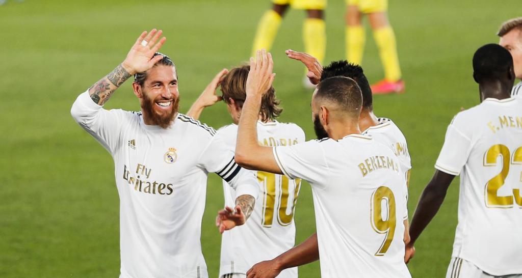 Le Real Madrid un  peu dans le doute en ce début de saison 2020-2021