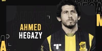 Ahmed Hegazi ( photo Twitter )