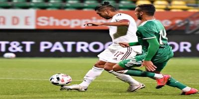 Algérie -Mexique , 2-2