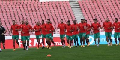 Le Maroc débute bien sa préparation avec un large succès devant le Sénégal  (phoro frmf.ma)