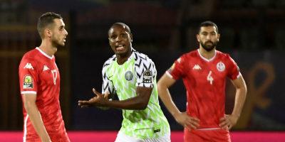 Tunisie - Nigeria, 1-1