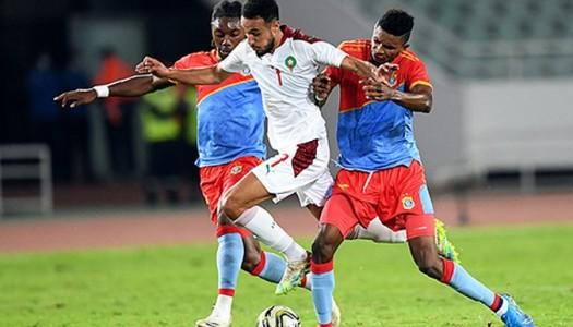 Maroc RD Congo (1-1)  : Halilhodzic a du boulot