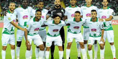 Raja Casablanca champion du Maroc en titre et demi-finalise de la LDC 2019-2020 sorti dès le deuxième tour préliminaire par un promu sénégalais, aura à coeur de s'imposer en Coupe de la Confédération