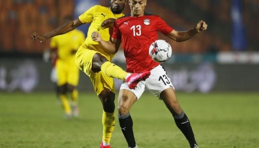CAN 2021 : petite Egypte face au Togo (1-0)