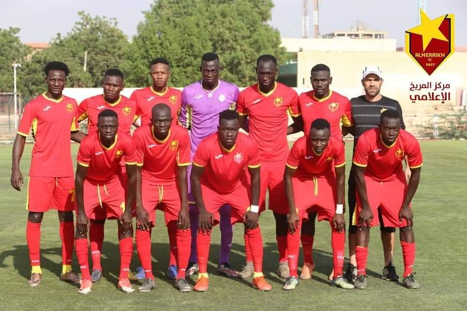 El-Merreikh Omdurman ( photo page Facebook du club)