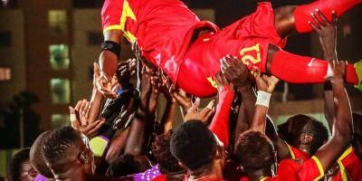 Le triomphe d'El-Merreikh en championnat pour la troisième fois consécutive  (photo page Facebook d'El-Merreikh)