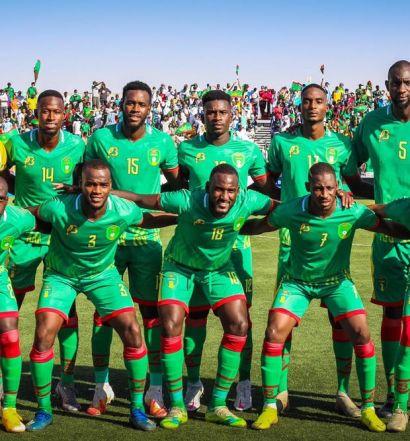 Mauritanie ( photo page facebook de la ffrim)