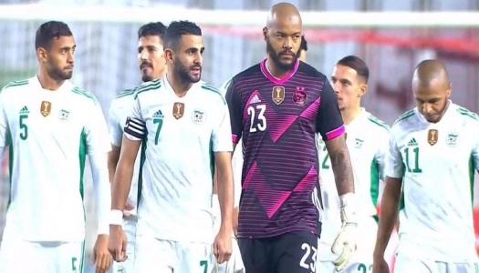 CAN 2021: L'Algérie s'impose avec autorité