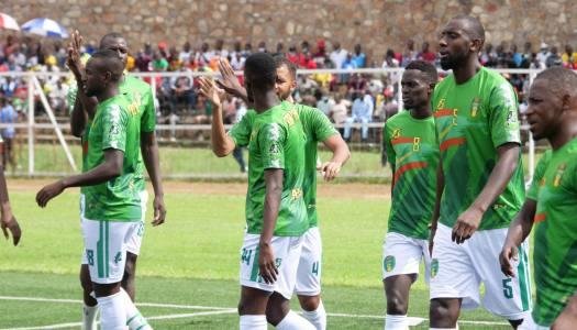 CAN 2021 : les Mourabitounes chutent au Burundi (3-1)