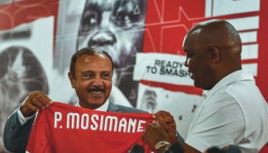 Al Ahly : Pitso Mosimane,  veni vidi, vici