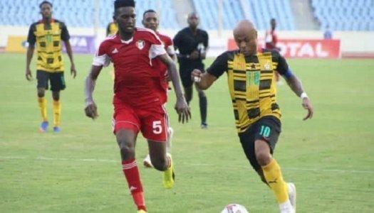 CAN 2021 : Le Soudan chute au Ghana (2-0)