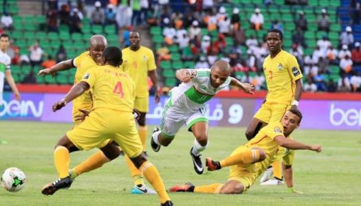 Zimbabwe -Algérie se jouera a Harare  !