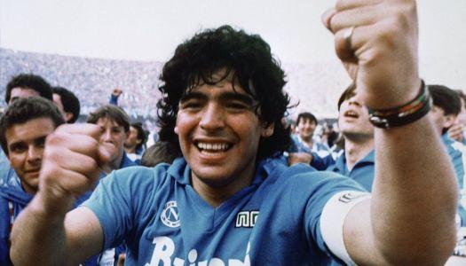 Maradona, salut l'artiste!