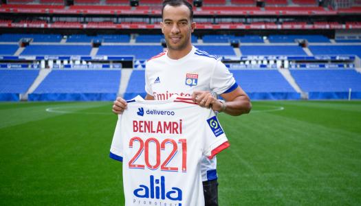 Lyon: début en fanfare pour Benlamri