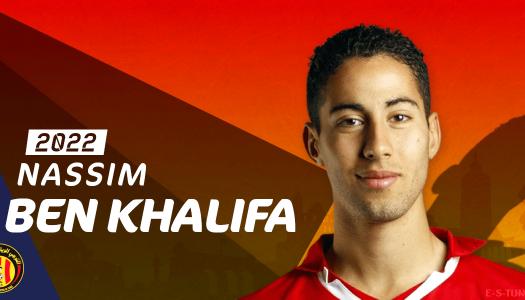 ES Tunis : Nassim Ben Khalifa en renfort