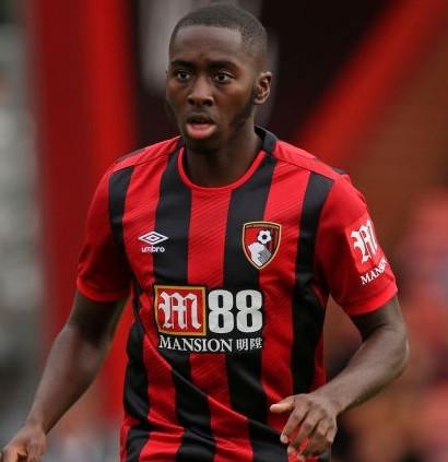 Jordan Zemura, défenseur latéral gauche ( Bournemouth et Zimbabwe)