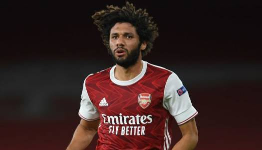 Arsenal :  Mohamed Elneny étend sa toile