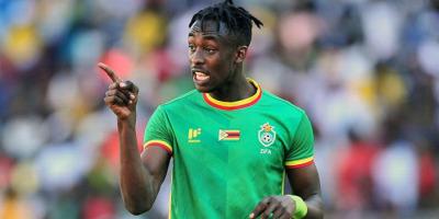 Kadewere Tinotenda  (Zimbabwe et Olympique Lyonnais )